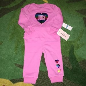 Juicy Coutour, Baby Girl, Size 6-9 Months
